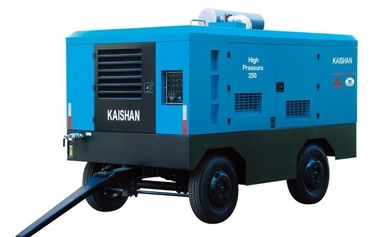 चीन Diesel Industrial Portable Air Compressor / Rock Drill Compressor Kaishan Lcgy वितरक