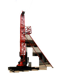 चीन Good Quality Drilling Tower For Geological Exploration Rig , Boring Tower वितरक